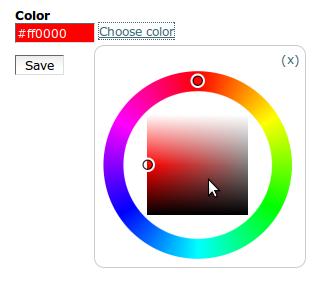 collective.z3cform.colorpicker