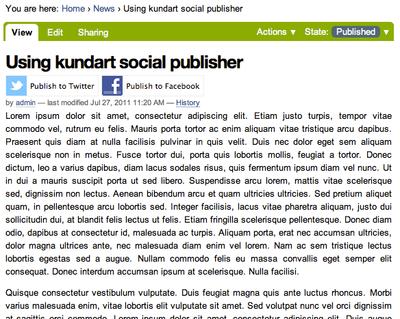 kundart.socialpublisher