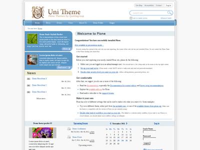 Uni Plone Theme